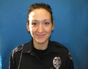 Wauwatosa police officer Jennifer L. Sebena, 30, was found shot to death Monday, Dec. 24, 2012, in the Milwaukee suburb. (AP Photo/Wauwatosa Police Department)