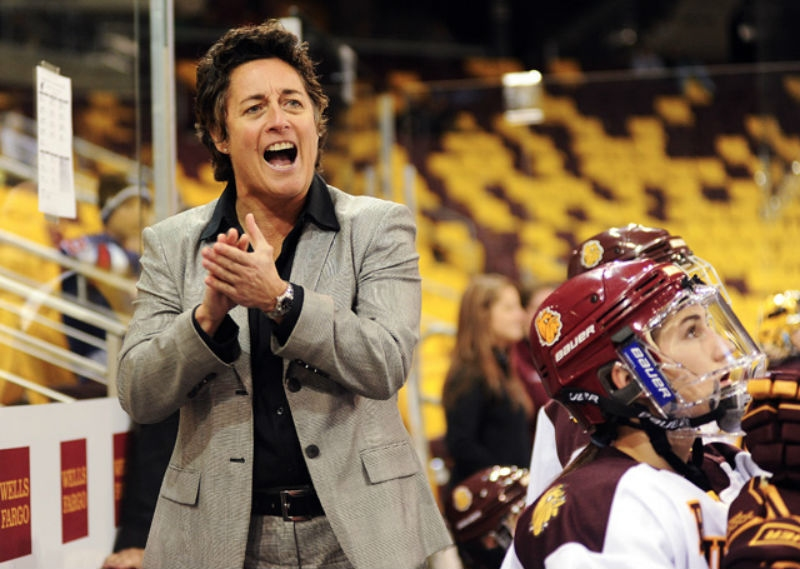 Shannon Miller let go from Minnesota-Duluth despite being ...